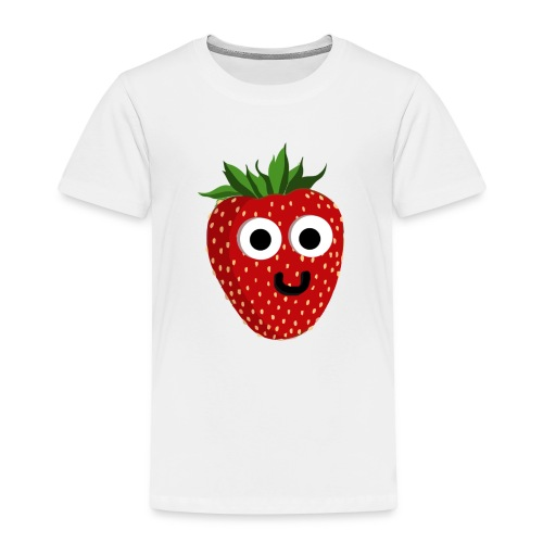 Strawberry - Kinder Premium T-Shirt