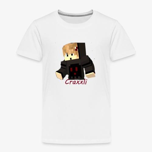 CraxxliMerch - Kinder Premium T-Shirt
