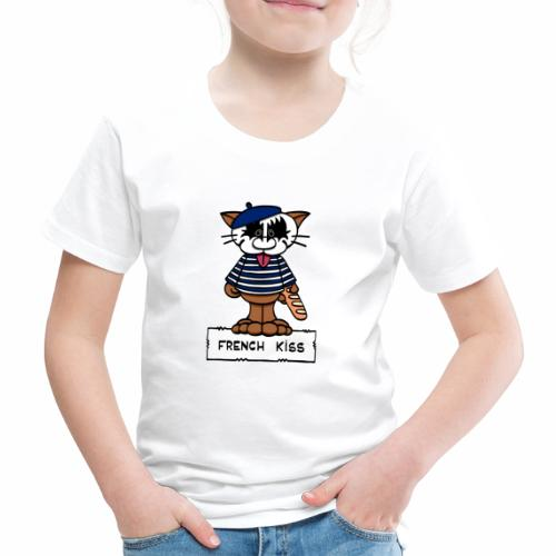 French Kiss - T-shirt Premium Enfant