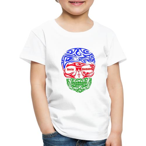LennyLindellskullgipsycolurs3ghortaromanored - Premium-T-shirt barn