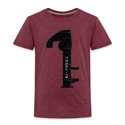 bi zooka - Børne premium T-shirt