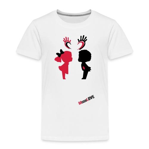 MixedLove - Kiss - Kids' Premium T-Shirt