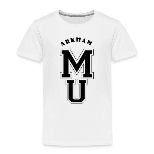 Miskatonic Ecusson Black - T-shirt Premium Enfant