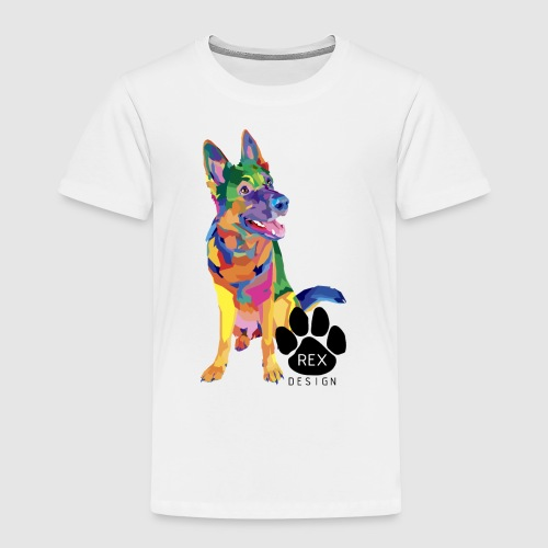 Here For You - Kids' Premium T-Shirt