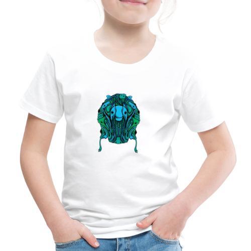 Blobcat Design - Kids' Premium T-Shirt