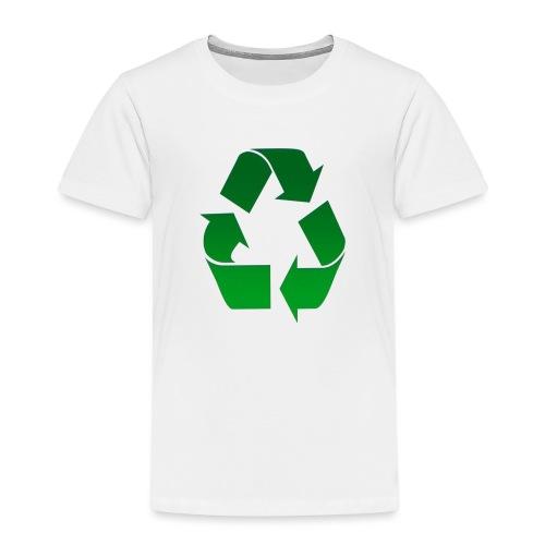 Recyclage - T-shirt Premium Enfant