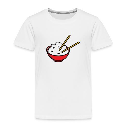 ReisSchüssel - Kinder Premium T-Shirt