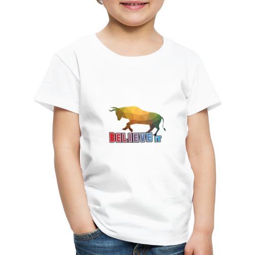 Believe It - T-shirt Premium Enfant