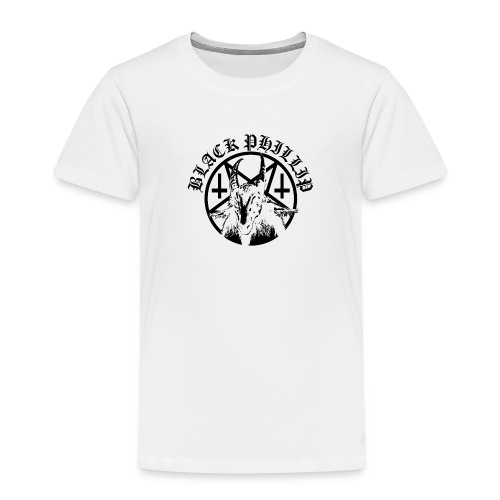 Black Metal Phillip - Kids' Premium T-Shirt