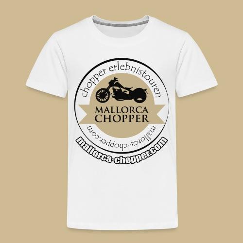 mallorca-chopper-logo - Kinder Premium T-Shirt