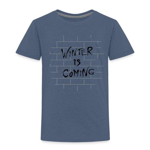 Die Mauer - Kinder Premium T-Shirt