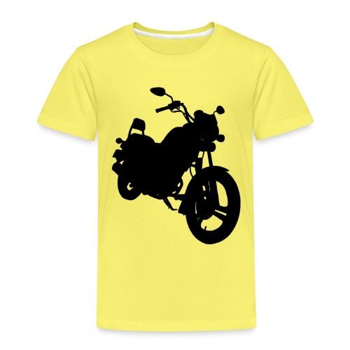 Daelim VS, Silhouette von vorne rechts - Kinder Premium T-Shirt