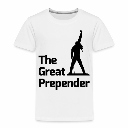 the-great-prepender - Kinderen Premium T-shirt