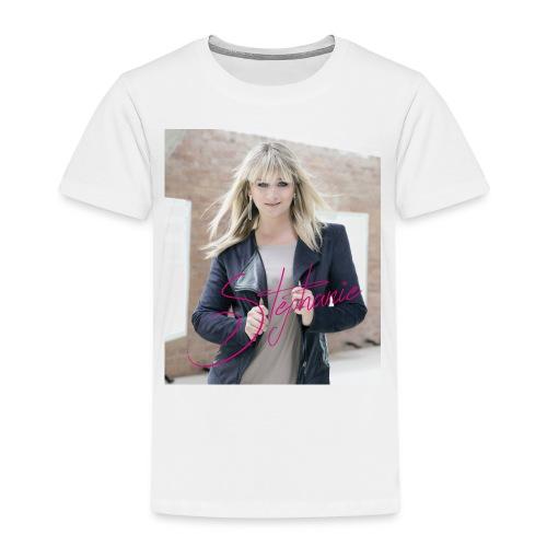 SZ Stephanie png - Kinder Premium T-Shirt