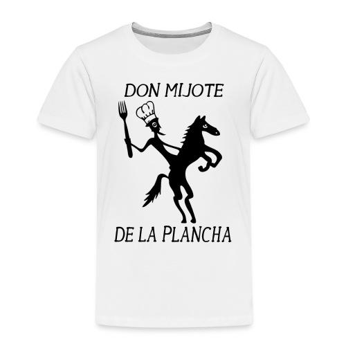 Don Mijote De La Plancha - T-shirt Premium Enfant