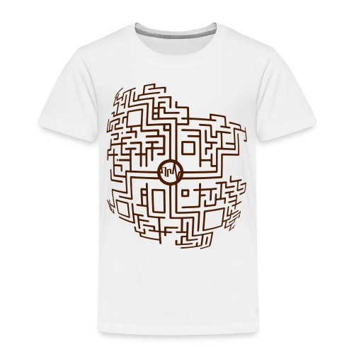 MacroAbstract PdB1 - T-shirt Premium Enfant