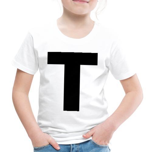 Tblack - Kinder Premium T-Shirt