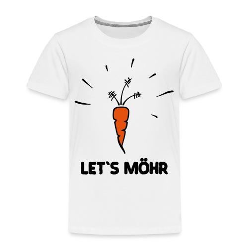 Let´s Möhr - Kinder Premium T-Shirt
