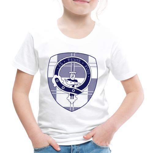 Logo Scouting Erskine 2018 - Kinderen Premium T-shirt
