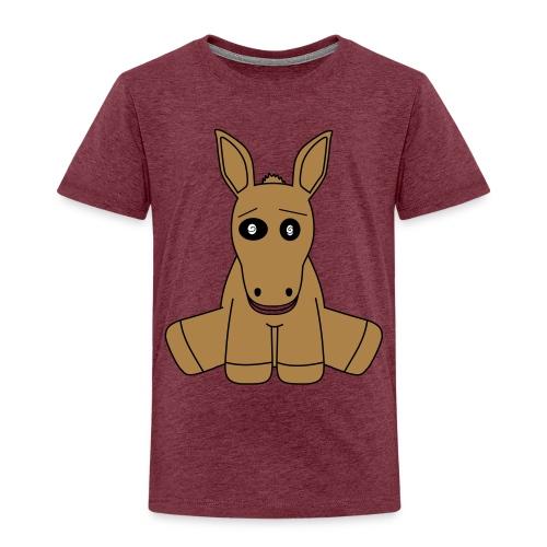 horse - Maglietta Premium per bambini