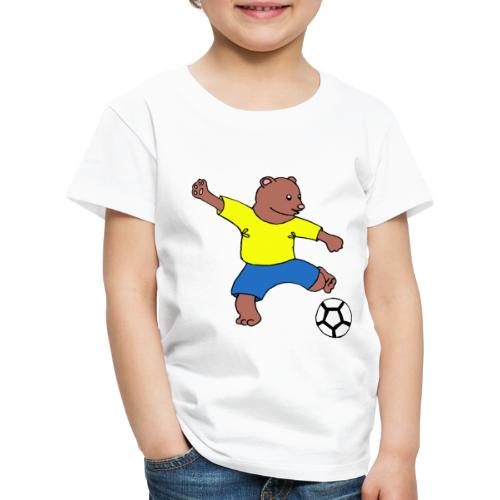Bill le footballeur - T-shirt Premium Enfant