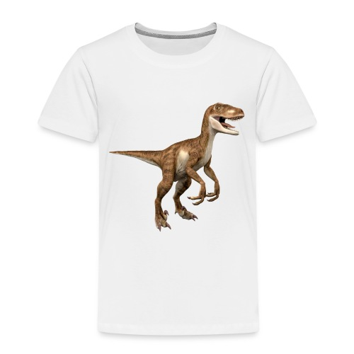 Raptor Dinosaur - Kids' Premium T-Shirt