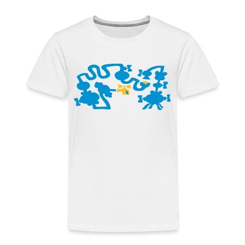BALTHAZAR - Premium-T-shirt barn