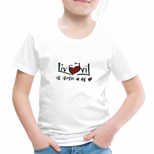 livEEvil - Camiseta premium niño