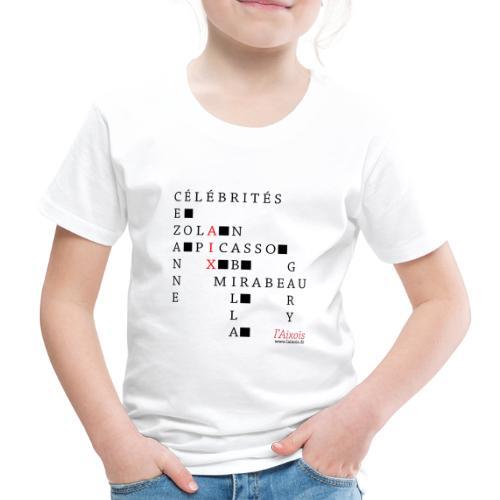 ZOLA PICASSO CEZANNE - T-shirt Premium Enfant