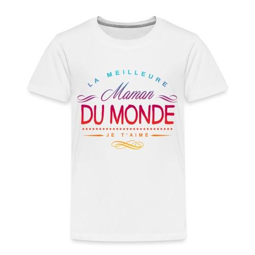 meilleure-maman-du-monde - T-shirt Premium Enfant