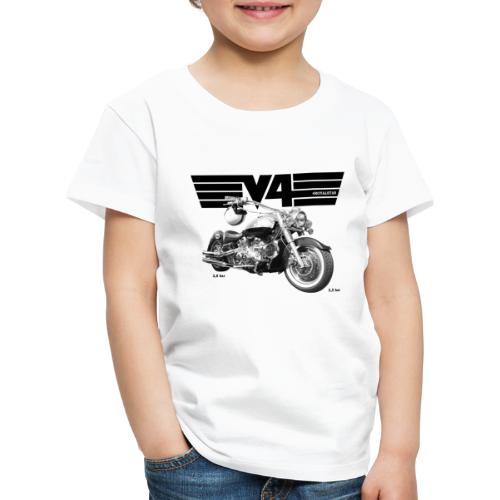 Royal Star Chopper WINGS 2 - Kinder Premium T-Shirt