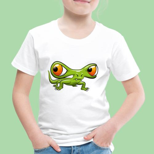 Monster Echse - Kinder Premium T-Shirt