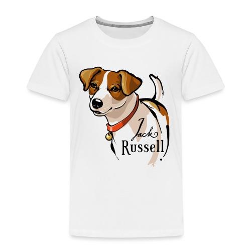 Jack Russell - Kinder Premium T-Shirt