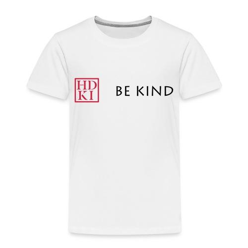 HDKI Be Kind - Kids' Premium T-Shirt