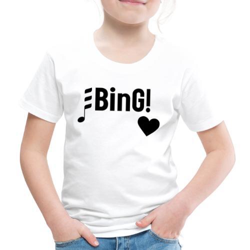 BinG Love - Kinder Premium T-Shirt