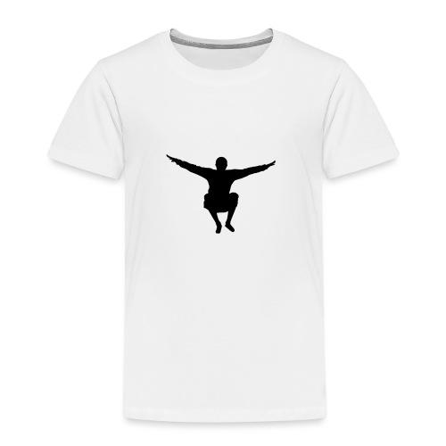Parkour, Freerunning, Streetrunning - Kinder Premium T-Shirt