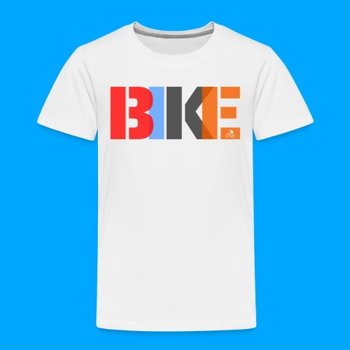 BIKE - Kinder Premium T-Shirt