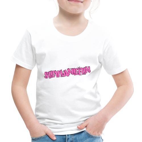 Sievianerin - Schriftzug - Kinder Premium T-Shirt