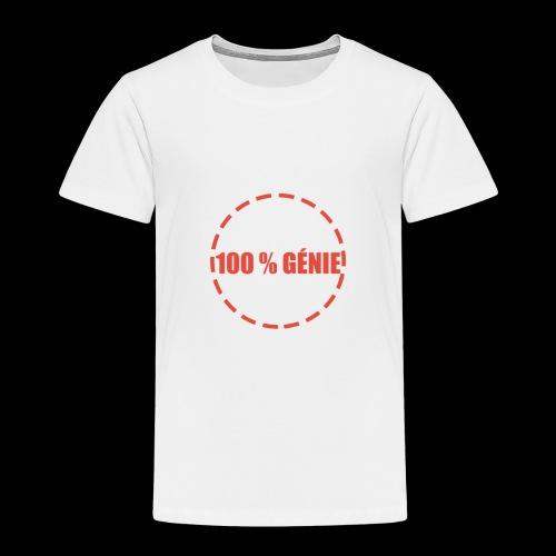 100% - T-shirt Premium Enfant