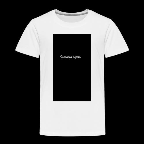 Body design Ranounou dezma - T-shirt Premium Enfant