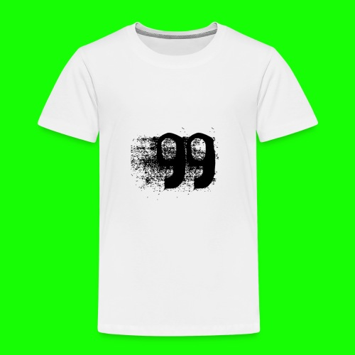 99 - Kinder Premium T-Shirt