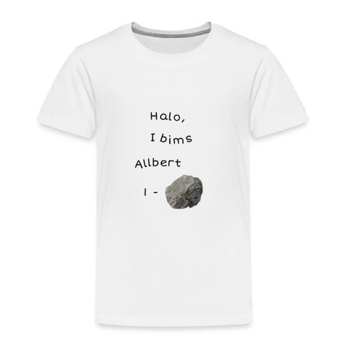 Albert Einstein - Kinder Premium T-Shirt