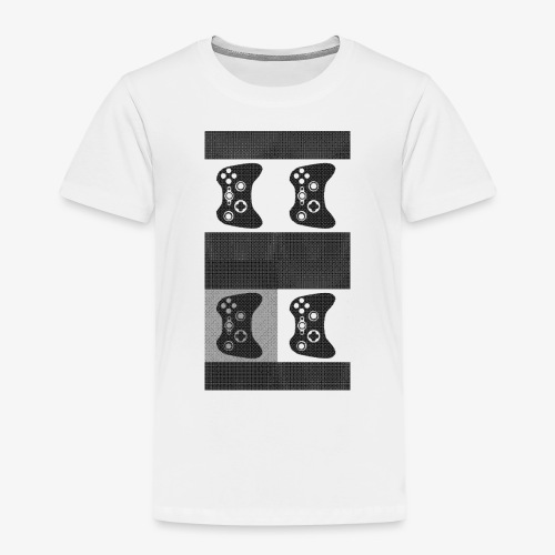 Controller pixll - Kids' Premium T-Shirt