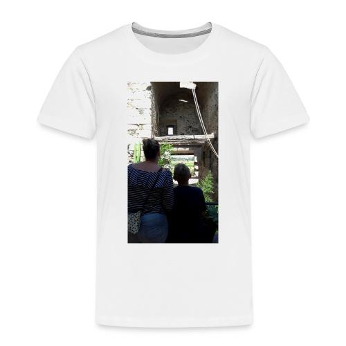 Hoesje van mij en emma - Kinderen Premium T-shirt