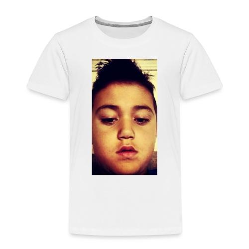 Billig adilla - Premium-T-shirt barn