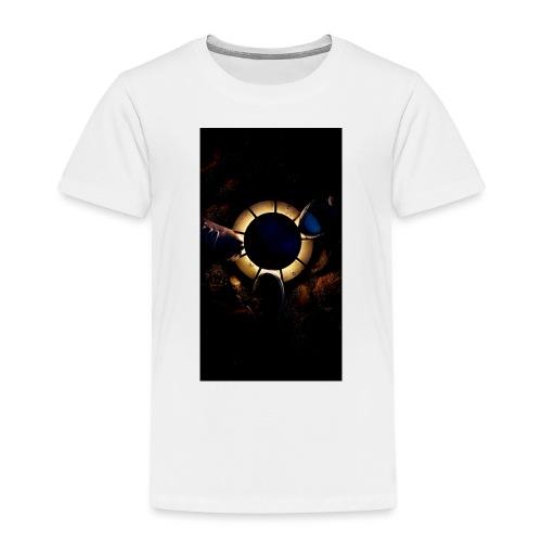 Find Light in the Dark - Kids' Premium T-Shirt