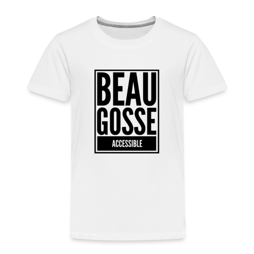 Beau gosse accessible - T-shirt Premium Enfant