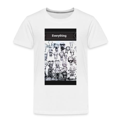 Everything - T-shirt Premium Enfant