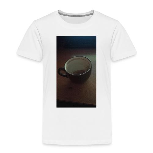 Melancholijny Kubek - Koszulka dziecięca Premium