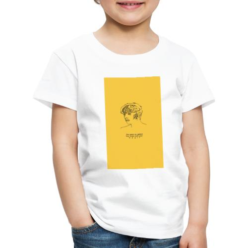 Yellow Boy Art - Kids' Premium T-Shirt